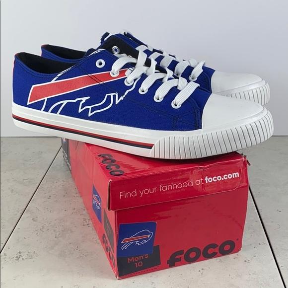 foco buffalo bills sneakers